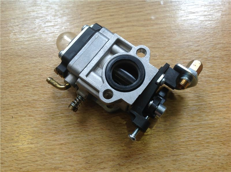 Order a Genuine replacement small carb for Titan Pro Brushcutters.