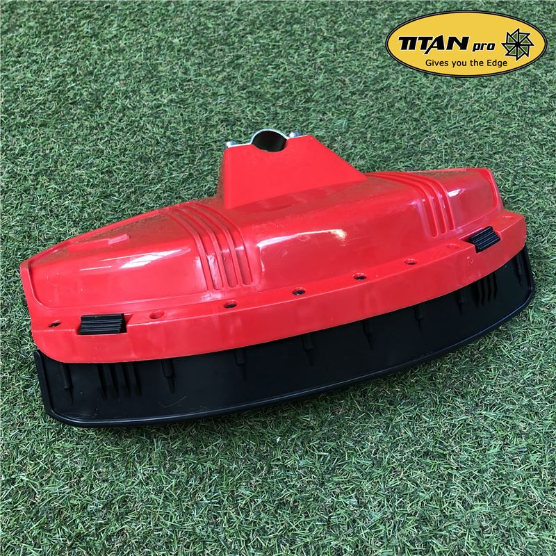 Order a A guard for use with our Titan Pro range of brushcutters.