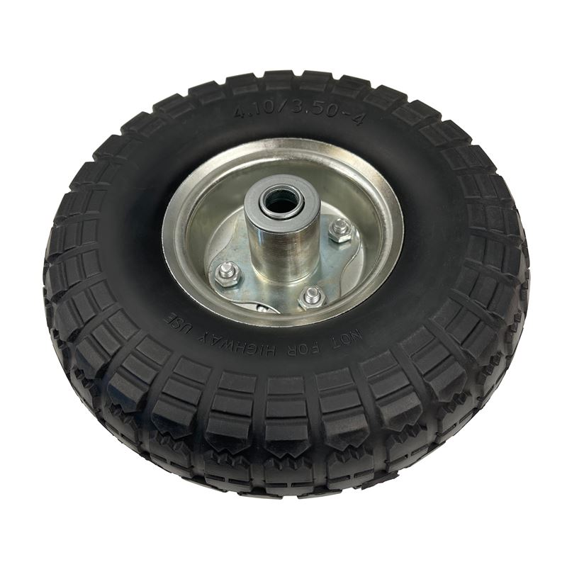 Order a Quality replacement wheel for the TP600 Chipmunk from Titan Pro.