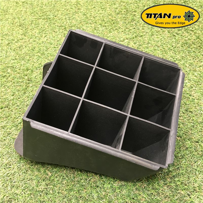 Order a A genuine replacement mulching plug for our Titan Pro 21