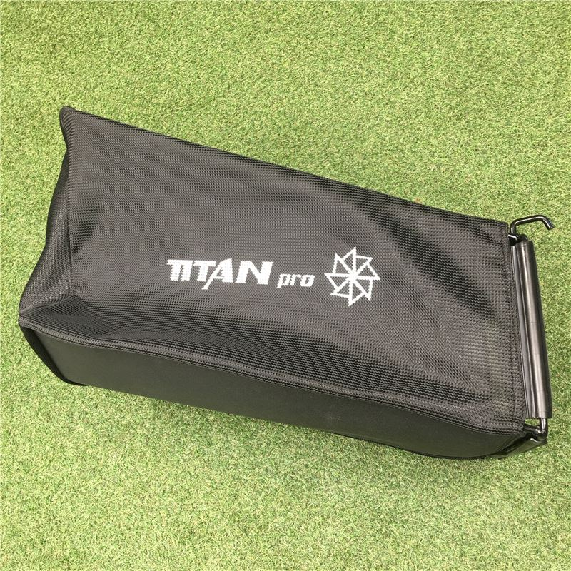 Order a A genuine Titan Pro grass cutting bag for the 22