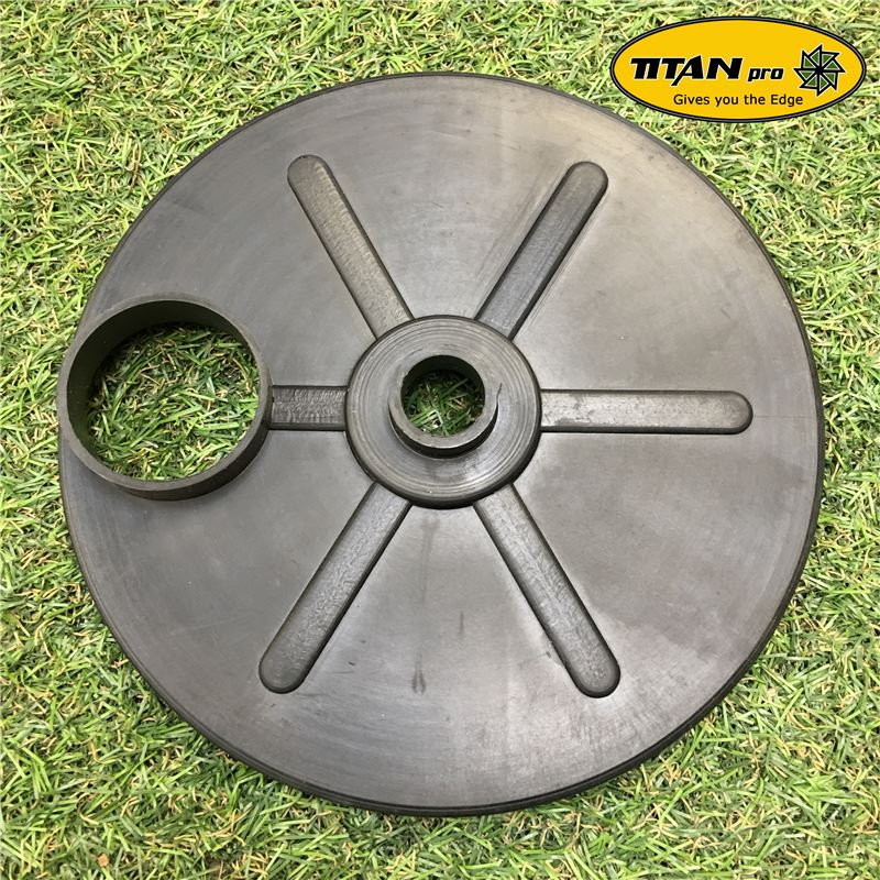 Order a A genuine replacement rear wheel inside cover for your Titan Pro 22