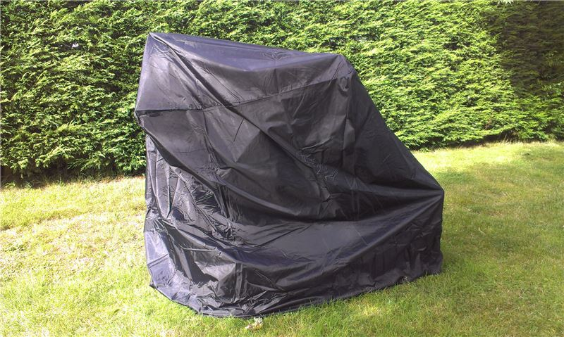 Order a This is a hard-wearing, black, fully waterproof fabric cover, made to easily slip over your valuable piece of Titan machinery. 