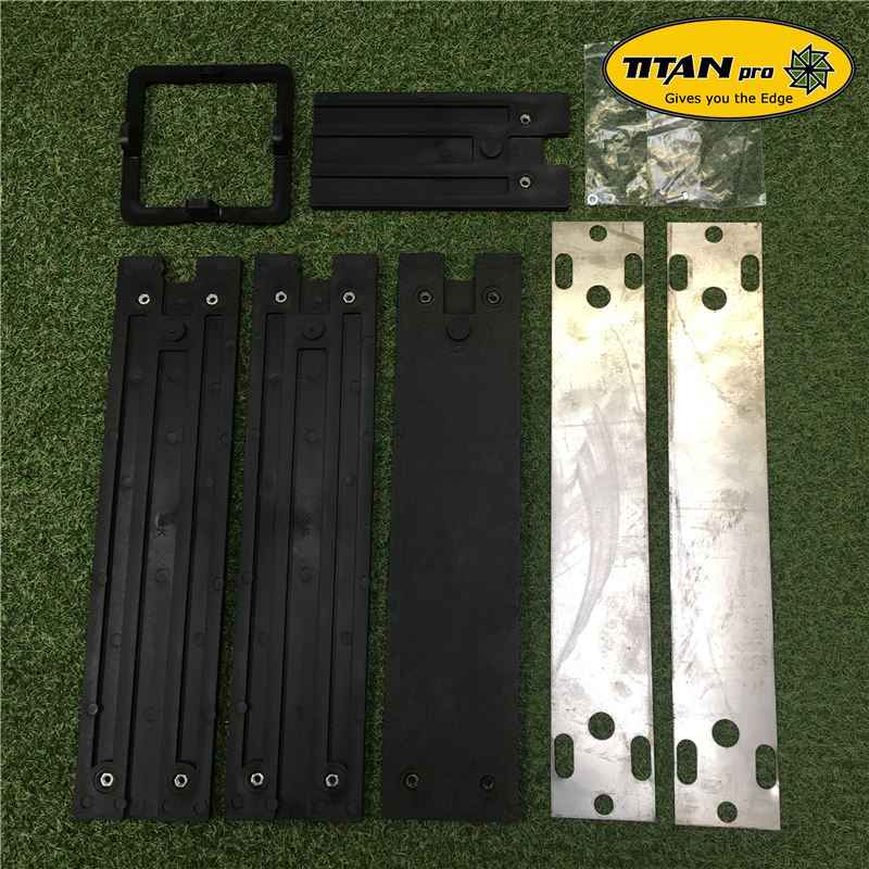 Order a A genuine replacement ram sleeve kit to fit the Titan Pro 10 ton petrol log splitter.