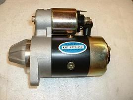 Order a This New Starter Motor will fir both the TP1100A & the Titan pro 1100B diesel Rotovator