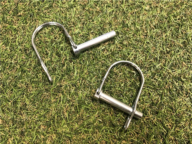 Order a A pair of tiller wheel pins to suit many models of Titan Pro rotavators and tillers.
