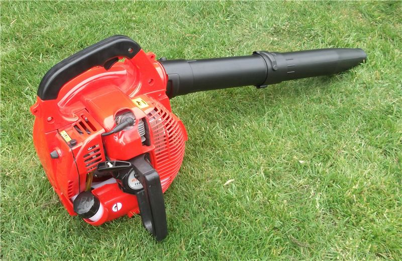 Order a Hand Held Lightweight petrol leaf blower from Titan pro ltd,fantastic 26cc engine that will clear mounds of fallen debris away.