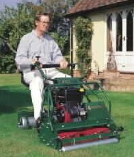 Order a Probably the finest domestic cylinder lawnmower in the world.