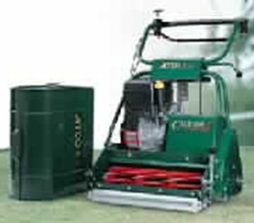 Order a ATCO Club 20 I/C Professional Cylinder Mower: for the discerning gardener or groundsman requiring perfection in lawn finish