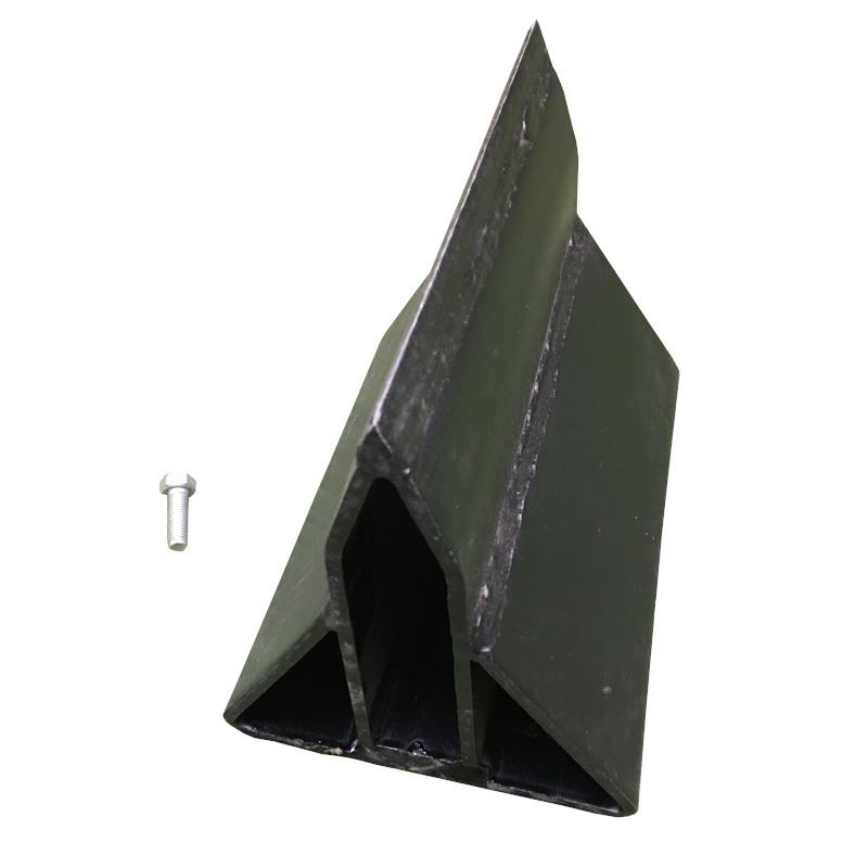 Order a This Obtuse log splitter cutting wedge is essential if you are cutting green or un-seasoned wood, the greater angle of wedge helps push the grain open faster.