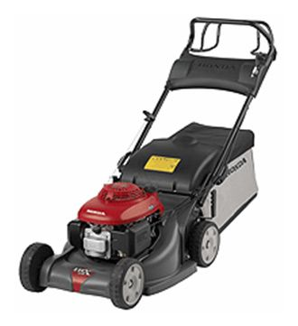 Order a To get the lawn in shape fast, the new HRX 476 SD features a large grass bag and easy cut height adjustment
