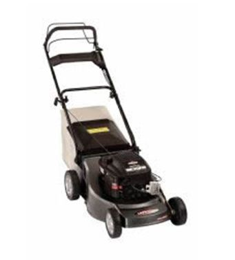 Order a This top of the range Lawn-King petrol mower will make an easy job out of cutting your lawn.