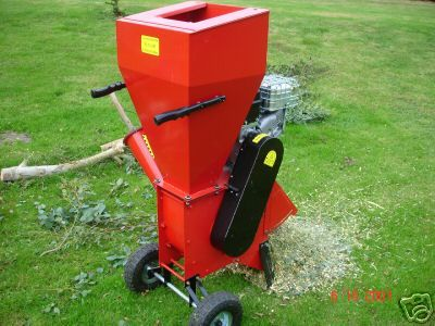 6.5HP + 7HP Garden Chipper Spares