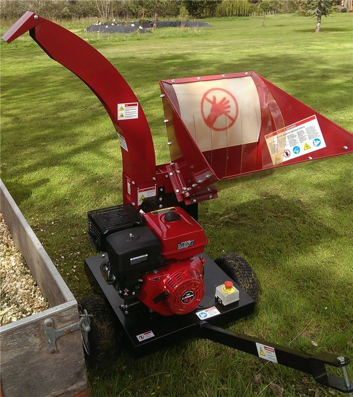 Petrol Wood Chipper TP1200 Spares