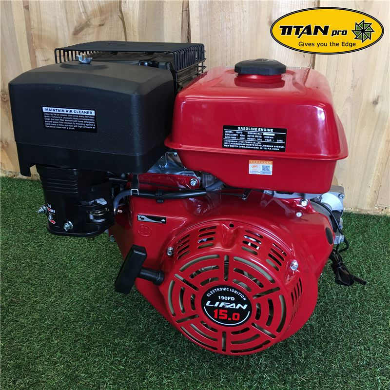 Petrol and Diesel Engines from Titan Pro