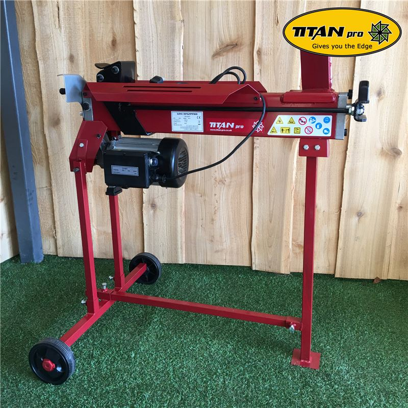 7 Ton Log Splitter with Stand Spares