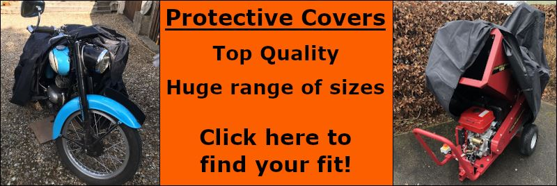 Protective Covers - Top Quality Waterproof Covers from Titan Pro