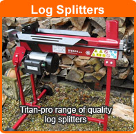 Order a Quality Log Splitter