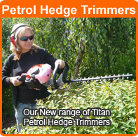 Order petrol hedge trimmers