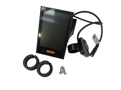 LCD Display (DPC-18)- Bafang Bicycle Replacement Part