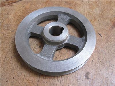Drive Pulley for 7HP, 14HP and 15HP Chippers