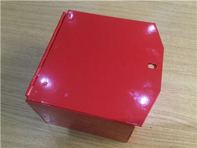 Battery Box for 15HP Chipper Electric Start