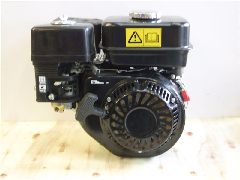 Order a This 6.5HP Engine is suitable for chippers, shredders and loads of other garden machinery. These engines have fantastic power and have been proven in the UK for nearly 10 years, at 1/3 of the price of a GX Honda!