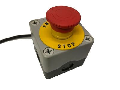 Emergency Stop Button for Titan Beaver/TP1200/TP600