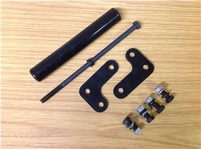 Handle Kit for Titan -7, 13 & 14HP Chipper