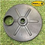 Mower Wheel Cover