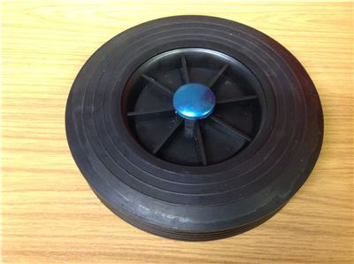 Wheel and Hub Cap for 10 Ton Petrol Log Splitter