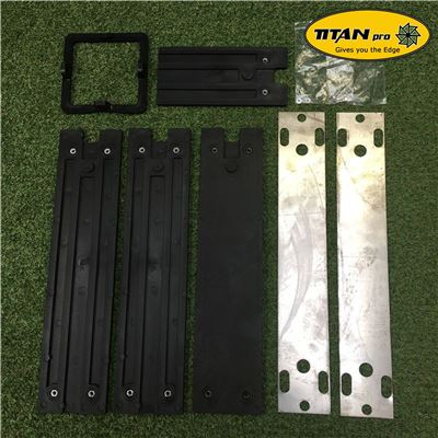 10 Ton Petrol Log Splitter Ram Sleeve Kit