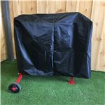 Order  This is a green hard Small sized wearing fully waterproof fabric cover, suitable to easily slip over your valuable piece of Titan machinery:       940*270*510mm, which opening orientation is the side of 940*270mm