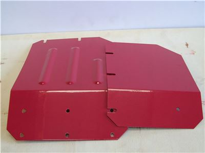 Right Dust Cover Set for TP1100B Rotavator