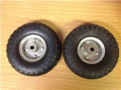 Replacement set of wheels for TP500 Rotavator