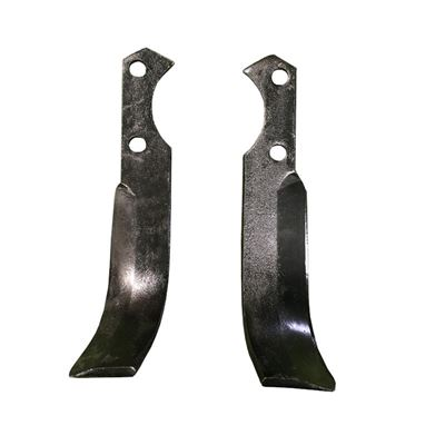 Tines for Warrior Rotavator Attachment