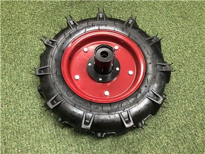 Wheel and Tyre for Warrior Two Wheel Tractor