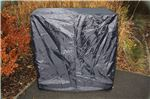 Order a This is a black hard wearing fully waterproof fabric cover, suitable to easily slip over your valuable piece of Titan machinery: 80cm/104cm/140cm Height