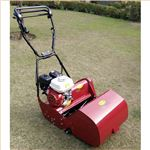 Petrol 51cm Cyclinder Lawnmower from Titan Pro