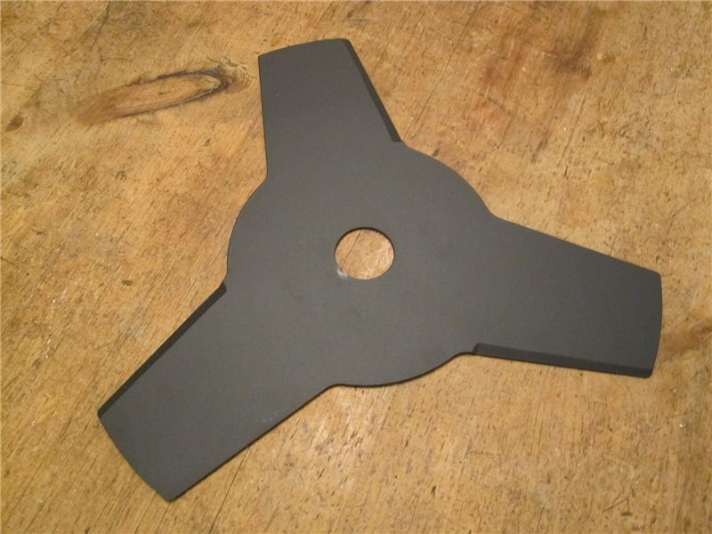 Order a New Brushcutter star blade.