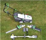 Titan Lithium Garden Machinery