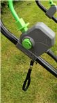 Lithium Ion Battery Powered Lawn Mower