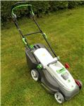 Battery Powered Lawn Mower - Ultra Lightweight