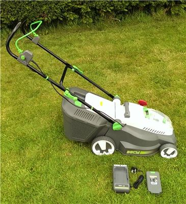 Lithium Lawn Mower 36V from Titan Pro