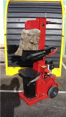 Log Splitter 3 Phase 10 Ton
