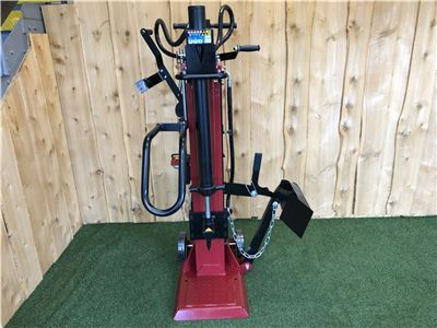 11 Ton Electric Vertical Log Splitter