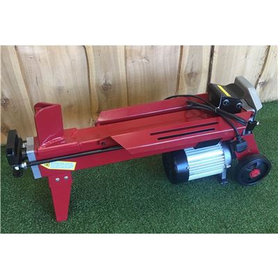 Electric LogSplitter 7 Ton  Hydraulic Log Splitter