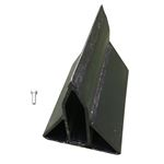 Order  This Obtuse log splitter cutting wedge is essential if you are cutting green or un-seasoned wood, the greater angle of wedge helps push the grain open faster.