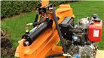Trailable Diesel Log Splitter