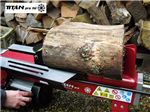 Electric Log Saw